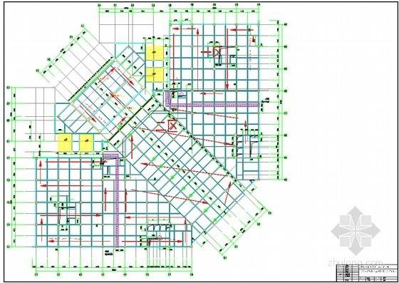 [贵州]图书馆工程模板专项施工方案(106页 附详细计算书)