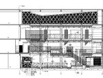 某酒吧详细室内装修设计施工图及效果图(59张图纸)