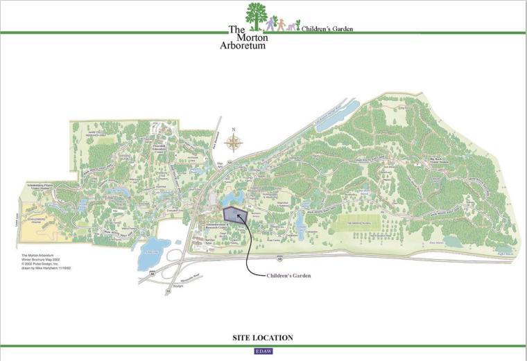 [美国]儿童森林公园全套概念性设计文本