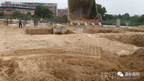 基坑的施工过程以及土方计算方法_1