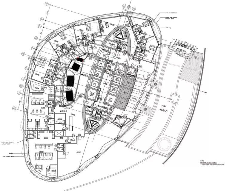 首都门厅――世界上倾斜度最大的塔楼_23