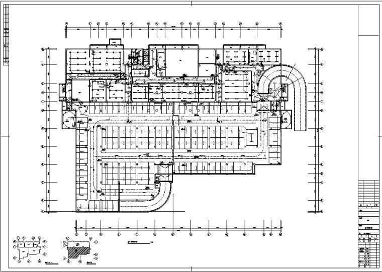 中国某银行办公楼电气全套图纸_5