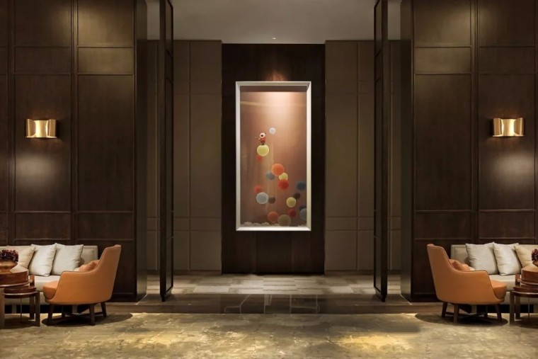 天玺销售展示中心室内实景图 (3)