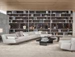 这种家庭图书馆式设计正流行!