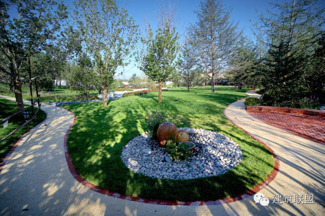 房地产景观绿化的14个关键点