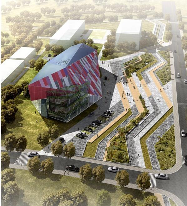 绿色办公建筑设计成行业发展新趋势