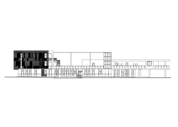 [广东]华侨城纯水岸幼儿园建筑全套施工图(CAD+JPG)