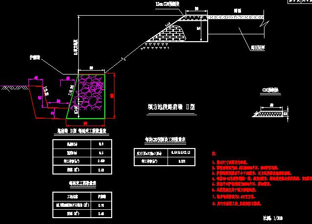 宽16米二级公路工程设计图170页附总预算60页(水泥混凝土路面)_6