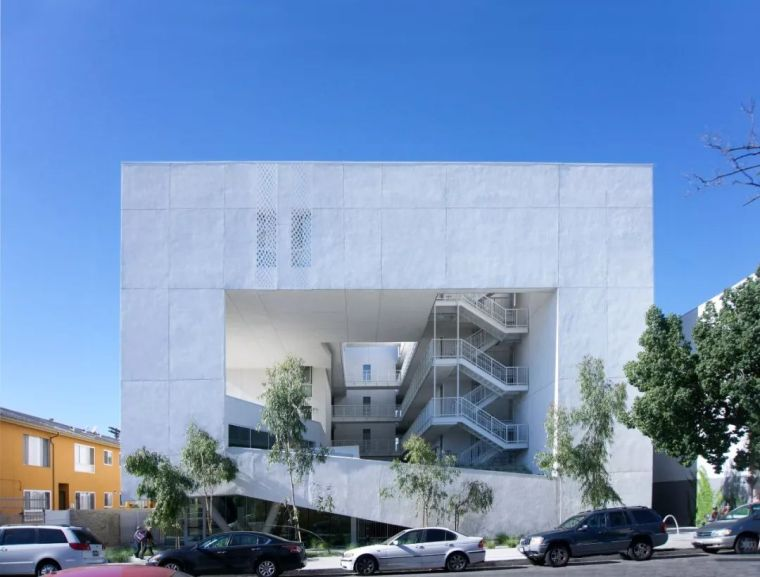 从33张一点透视看建筑立面构成_33