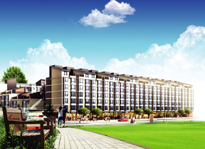 住宅公共区域精装修工程合同(范本)