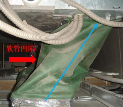 风管安装常见11项质量问题实例,室内机安装质量解析!_13
