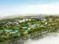 北京城建精品工程航拍资料——槐房再生水厂