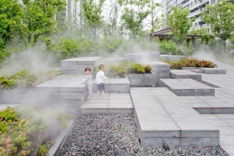 杭州良渚未来城住宅景观-13