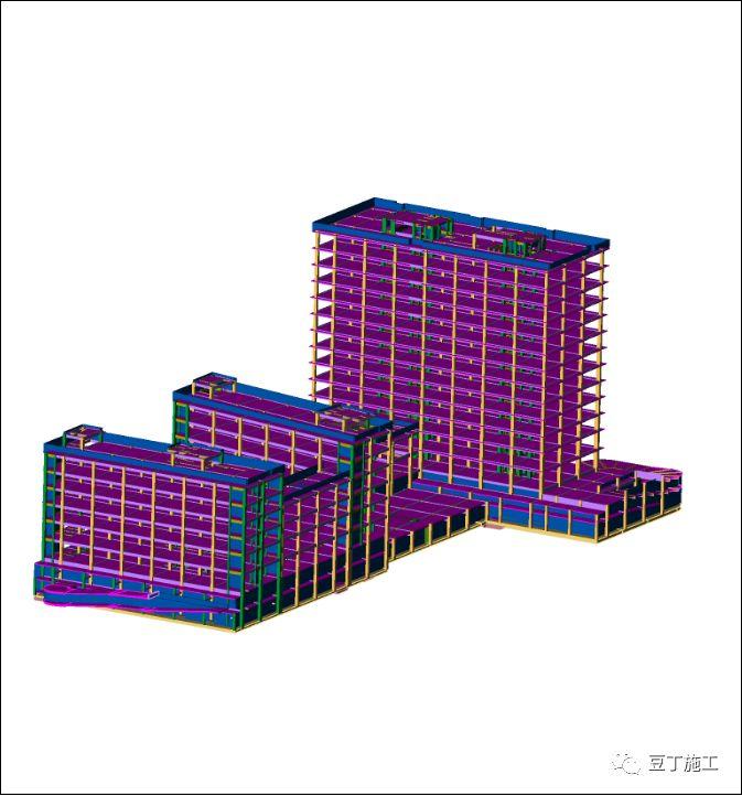 大型复杂项目应用BIM实例,保工期、提工效_8