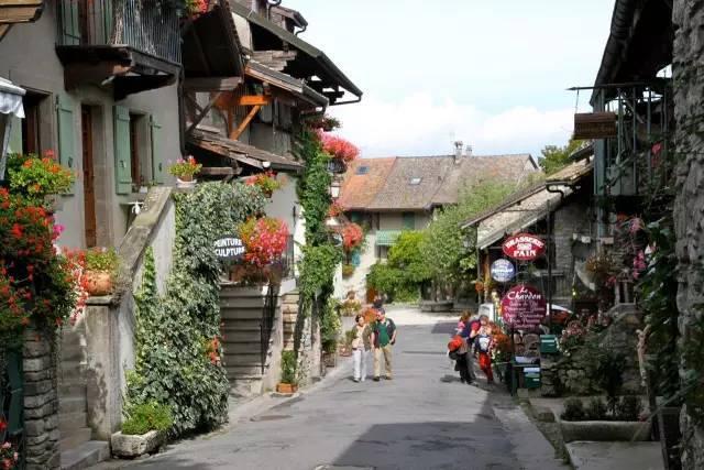 """四个最美的法国小镇,我愿在此""""终了余生""""..._5"""