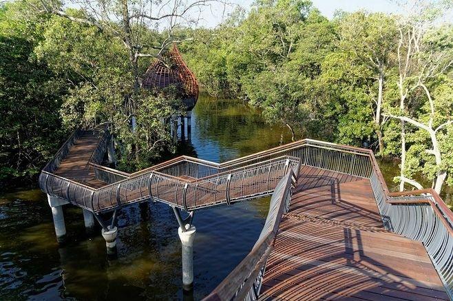 湿地公园景观设计要点_16