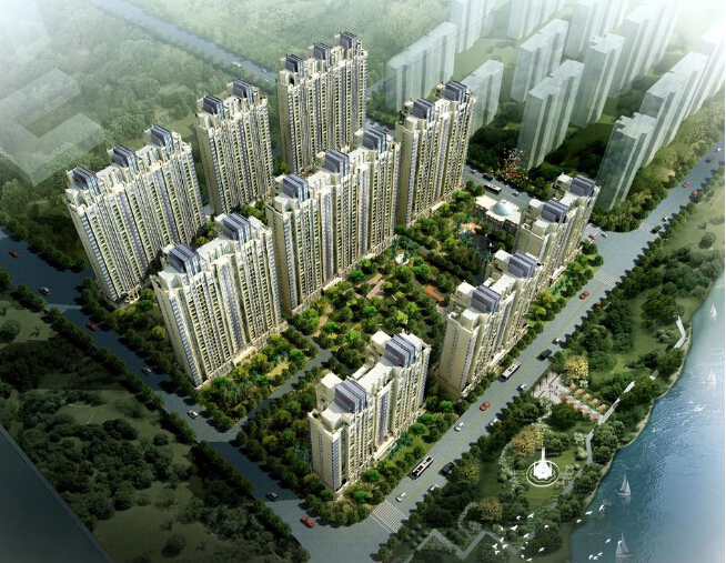 74栋低层住宅装修标杆项目策划书(PPT)