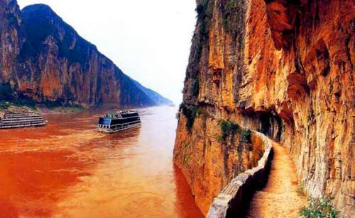 【原创】鹊桥仙  三峡大坝 - 猎手 - 猎手的博客
