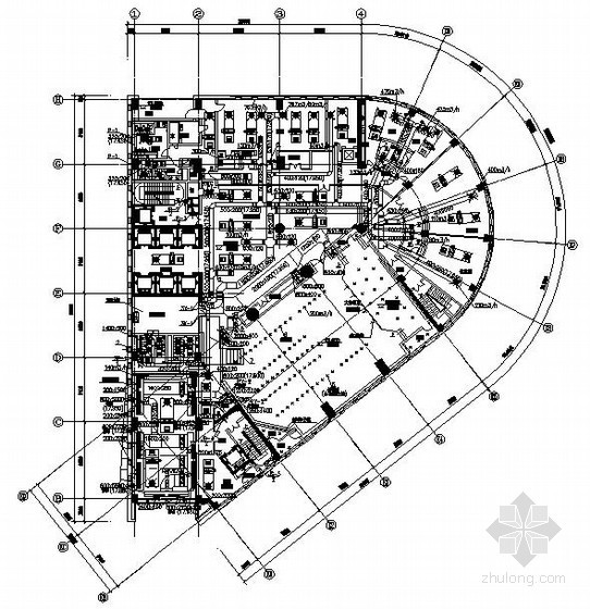 [沈阳]办公楼暖通空调设计施工图