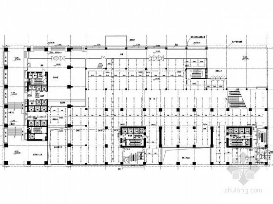[广东]41层超高层综合大厦给排水消防施工图