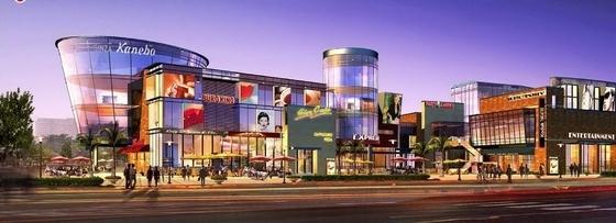 [广东]后工业岭南文化港湾景观规划设计方案(知名设计院)-景观效果图