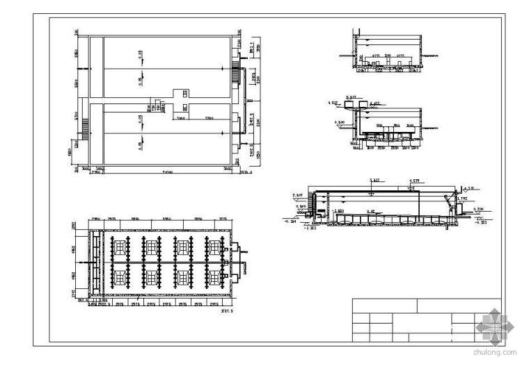UCT工艺毕业设计资料下载-安徽工业大学小区生活污水处理工艺毕业设计