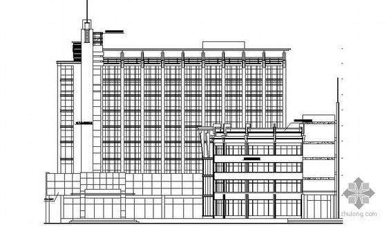 某综合楼建筑设计方案