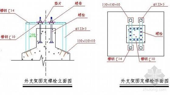 陕西某热电厂锅炉改扩建工程施工组织设计