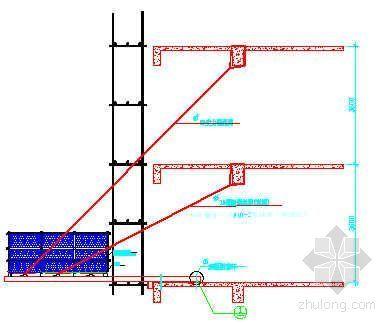 某工程卸料平台施工方案(悬挑钢平台)