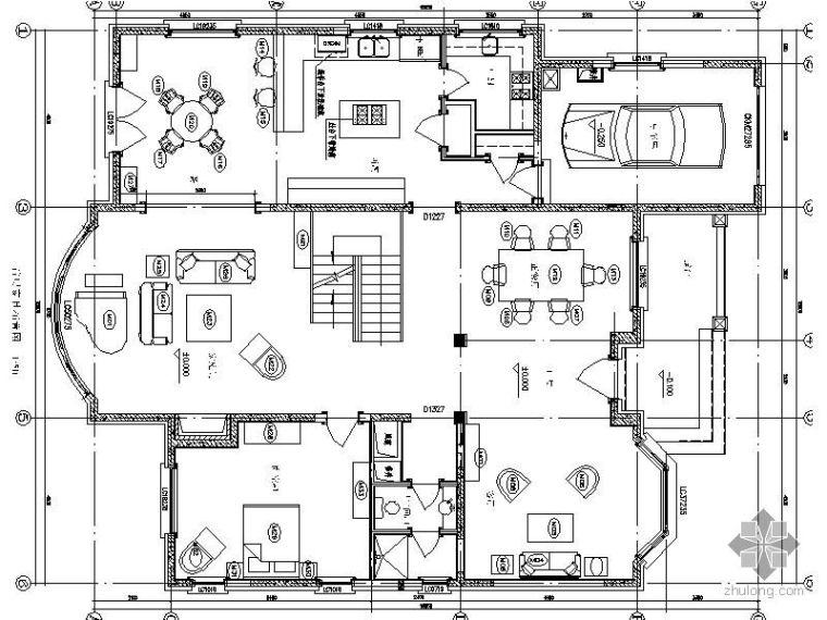 美式风格别墅装修图(含实景)