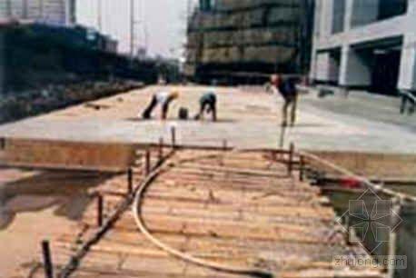 大连某经济适用房工程人防地下室防水施工方案(水泥基渗晶防水)