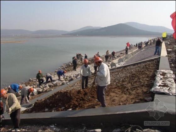 山区小(1)型水库除险加固工程施组设计