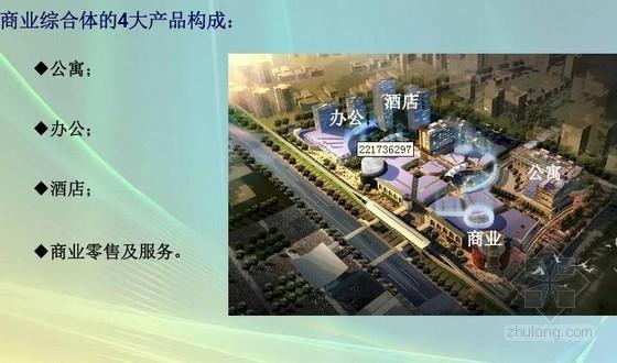 商业地产开发(城市综合体解析)培训课件(270页)