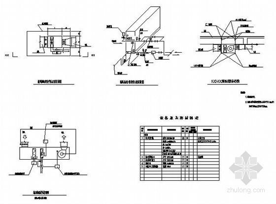 沈阳某高大厂房供暖设计图