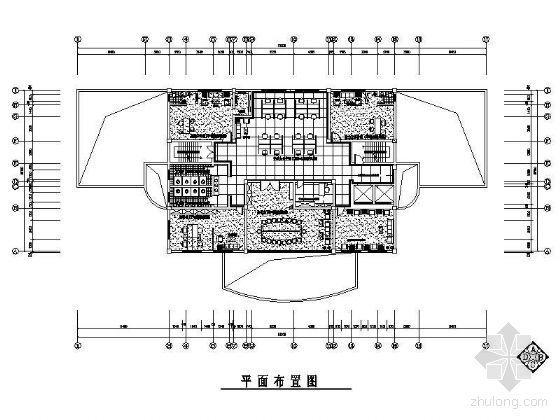 [毕业设计]海关办公空间设计