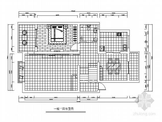 家装复式室内装修图(含效果)