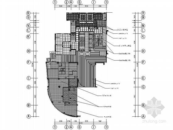 [锡安]知名设计单位高级专业现代月子会所装修施工图(含效果)