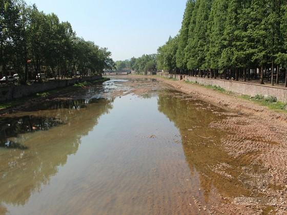 [四川]河道清淤治理工程施工组织设计