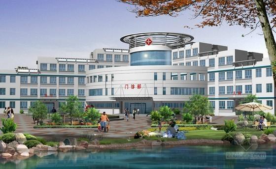 [云南]某知名医院工程监理规划(包含土建工程 装修工程)