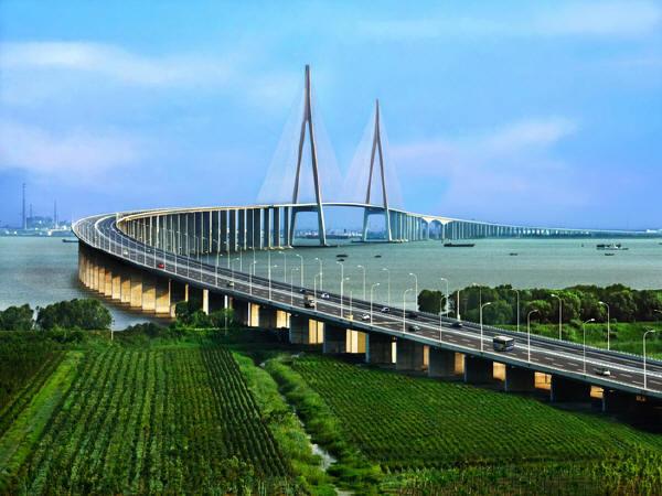 苏通大桥图纸863张(PDF)