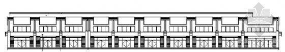 山东香港五金家居城B2块改造工程建筑施工图