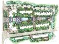 [湖南]新加坡园林风情现代文化住宅区景观规划设计方案
