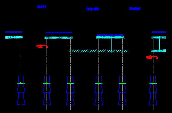 [合肥]轨道交通工程主体结构盖挖逆作施工方案