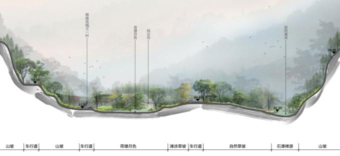 [广东]岭南佛教禅宗文化生态墓园景观设计方案_11