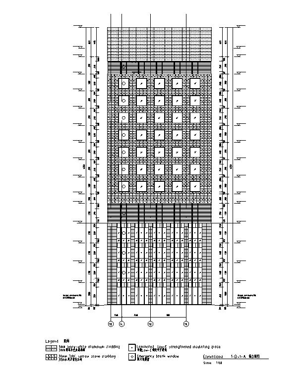 [海南]国际医院高层建筑及水暖电图纸全结构(1怎么查dwg版本专业的图片