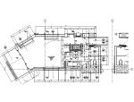 金茂崇明凯悦样板房设计施工图(附效果图)
