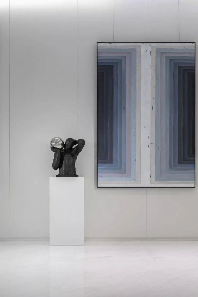 极简、艺术、智能未来的空间|HY和易国际空间设计_16