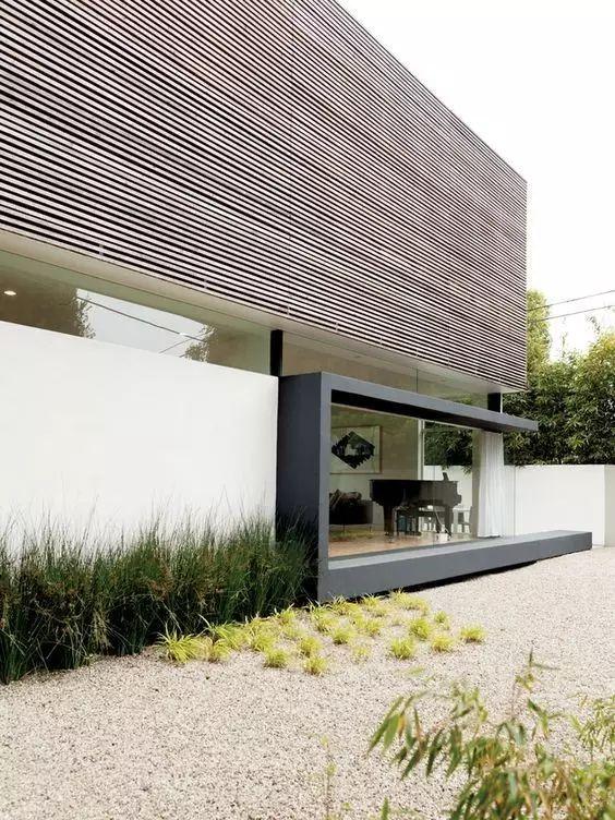 超有设计感的建筑入口_31