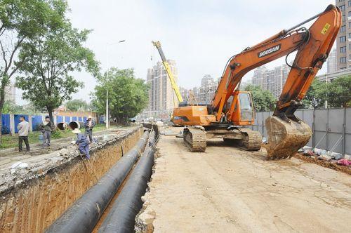 [北京通州]营区给水及雨排水管网改造工程施工组织方案