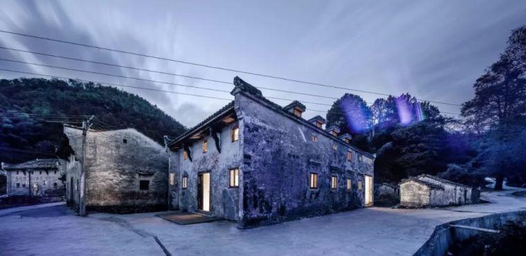 作品|无建斯建,奇峰村史馆——SUP素朴建筑工作室